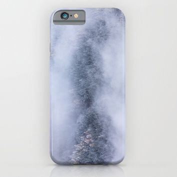Beneath The Fog iPhone & iPod Case by Mixed Imagery