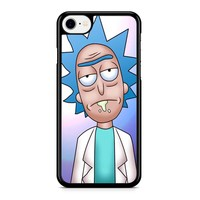 Rick From Rick And Morty iPhone 8 Case