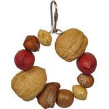 A&e Cage Company-Hb Tropical Delight-Deluxe Mixed Nut Ring