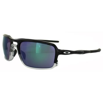 Oakley Sunglasses Triggerman OO9266-02 Polished Black Jade Iridium