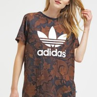 adidas Originals LEAF - Print T-shirt - multicolor - Zalando.co.uk