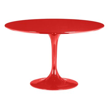Wilco Dining Table Red