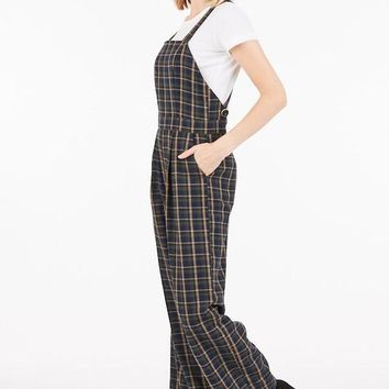 Perfect For Fall Jumpsuit