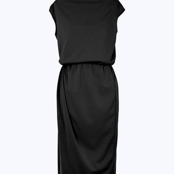 Draped Cowl Neck Dress | Marc Jacobs