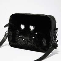 Shiny Face Bag