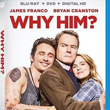 James Franco & Bryan Cranston - Why Him?