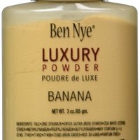 Ben Nye Banana Luxury Face Powder 3.0 oz Makeup Kim Kardashian NEW!!! by ppmarket