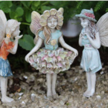 Fairies, Fairy Figurines, Fairy Decorations, Fairy Statues, Resin Fairies, Fairy Garden Figurines, Garden Fairy, Fairy Doll