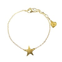 Lone Star Anklet