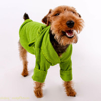 Spa Robe For Your Pet