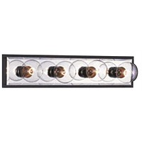 MIRRORED VANITY STRIP LIGHT 24 IN.