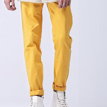 Men Work Wear Men Pants Casual Fashion Sweatpants Cotton Trousers Men's Casual Cargo Pants
