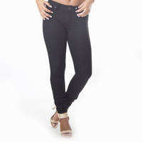 Classic Skinny Pants In Black