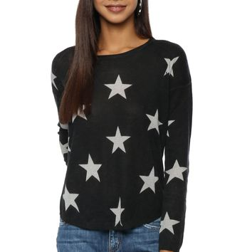 Sunday Stevens Star Knit Top
