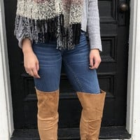 Bailey Brown Over The Knee Boot