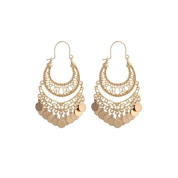 Chandelier Gypsy Dangling Earrings