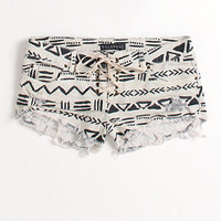 Billabong Lite Hearted Message Shorts at PacSun.com