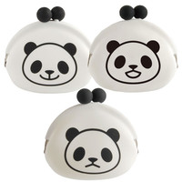 p+g design: Panda Coin Purse Set Of 5, at 27% off!