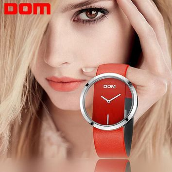 Women Stylish Unique Transparent Dial  Wrist Watch