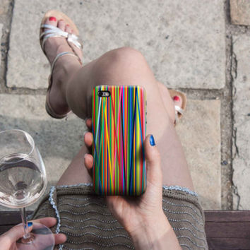 Color Lines iPhone 6, 6S, 6 Plus Case 4S, 5S, Galaxy LG, HTC, Sony, Huawei Cover. Mobile Phone Cell. Gift Idea. Birthday gift. For Him, Her