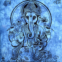 Lord Ganesha Tapestry, Indian Tapestry Wall Hanging, Hippie Tapestry, Indian Bedspread, Bohemian wall sheet. Region tapestries
