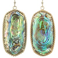 Deily Earrings in Abalone Shell - Kendra Scott Jewelry