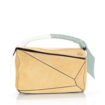 Loewe Puzzle Wrap Bag - Shop Luxury Handbags | Editorialist