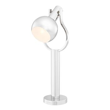 Silver Spotlight Table Lamp | Eichholtz Jaques