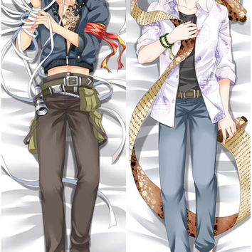 New Daomu biji The Graver Robbers' Chronicles Kyling zhang Wuxie Male Anime Dakimakura Japanese Pillow Cover MGF 8064