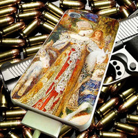Gustave Moreau Unicorn for iPhone 4/4s/5/5s/5c/6/6 Plus Case, Samsung Galaxy S3/S4/S5/Note 3/4 Case, iPod 4/5 Case, HtC One M7 M8 and Nexus Case ***