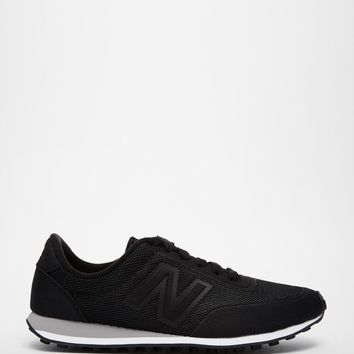 New Balance 410 Black Sonic Trainers