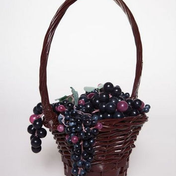 Briar Rose's Berry Basket Sleeping Beauty Costume Accessory