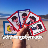1D Trading Cards