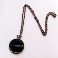 SuperWhoLock Necklace