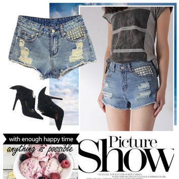 Summer Weathered Denim = 4815105924