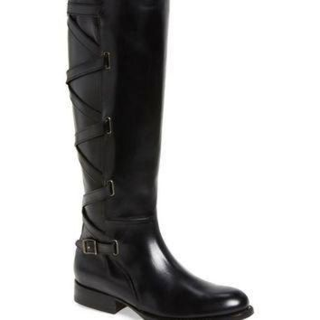 ONETOW Frye Jordan Strappy Knee High Boot (Women) | Nordstrom