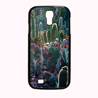 cactus garden FOR SAMSUNG GALAXY S4 CASE *PS*
