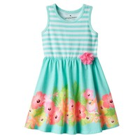 Jumping Beans Tropical Racerback Dress - Toddler