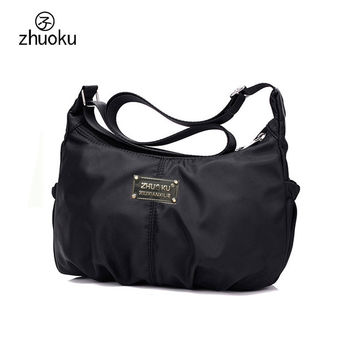 Zhuoku Women Crossbody Hobos Bag L200
