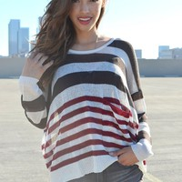 Very Striped Sweater | Shop Civilized