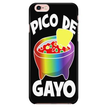 LGBT iPhone Case Pico De Gayo
