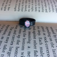 Raw Opal Ring Size 6