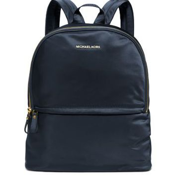 Kieran Large Nylon Backpack | Michael Kors