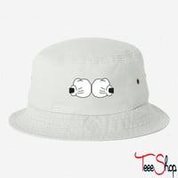 Boxing Mickey bucket hat