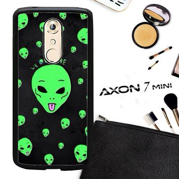Alien We Out Here X4148 ZTE AXON 7 Mini Case