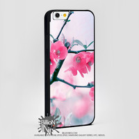 Pink Blossom Flowers Spring For Apple, Iphone, Ipod, Samsung Galaxy Case