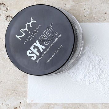 NYX SFX Set Translucent Loose Setting Powder