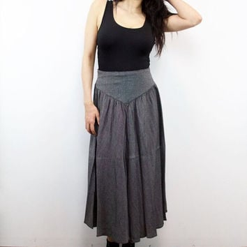 Grey Skies Skirt