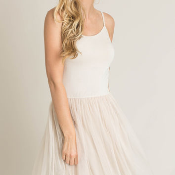 Annette Tulle Dress