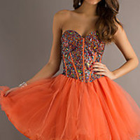 Short Prom Dresses, Short Formal Dresses, - p7 (by 32 - low price)